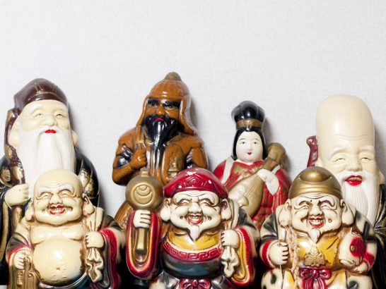 日本 の 神様 七福神 七福神 (しちふくじん)とは【ピクシブ百科事典】